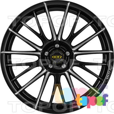 Колесные диски DOTZ Rapier. Изображение модели #2