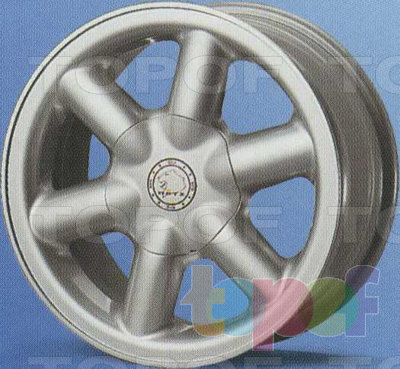 Колесные диски DOTZ Rondo. Изображение модели #1