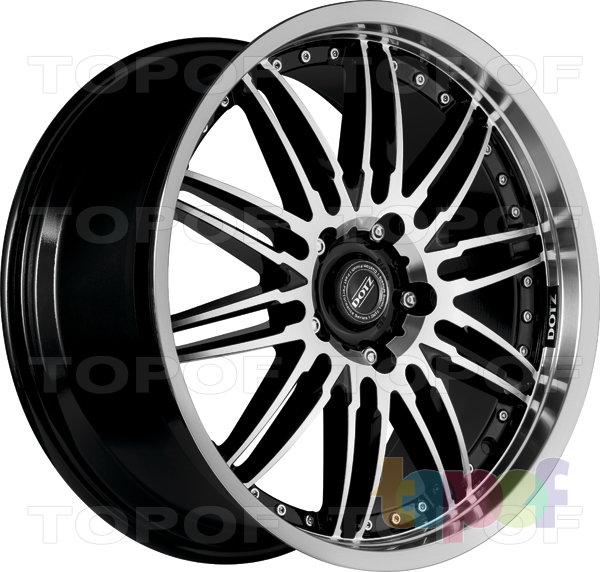 Колесные диски DOTZ Territory. Изображение модели #3