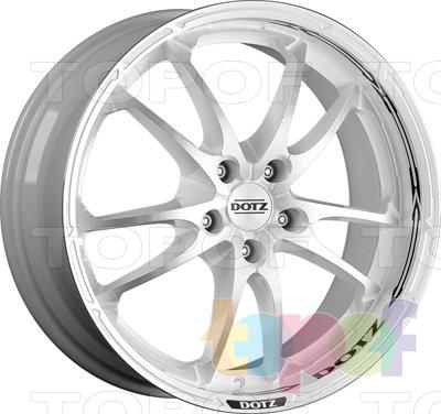 Колесные диски DOTZ Tupac shaft