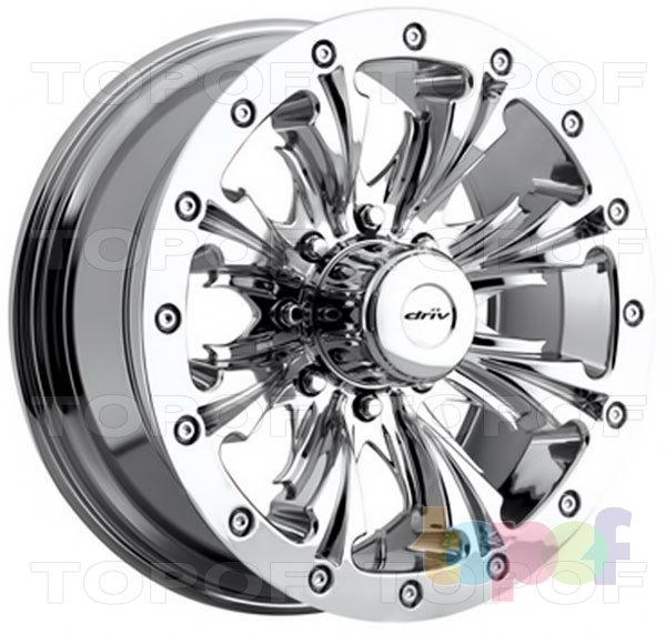 Колесные диски Driv Devilslide. Изображение модели #2