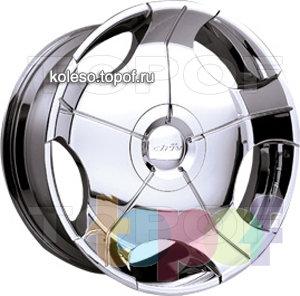 Колесные диски Driv Don. Изображение модели #1