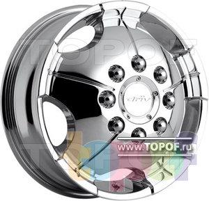 Колесные диски Driv Don (выдвинут вперед). Изображение модели #1