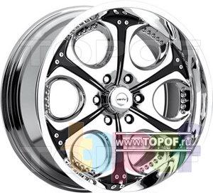 Колесные диски Driv Growler. Изображение модели #1