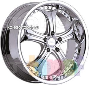 Колесные диски Driv GT. Изображение модели #1