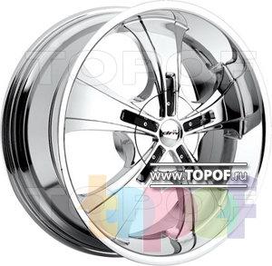 Колесные диски Driv Headrush. Изображение модели #1