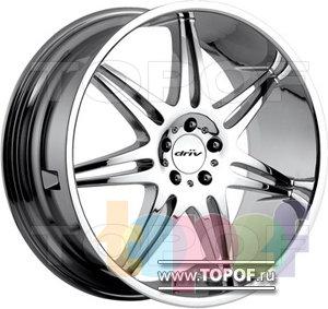 Колесные диски Driv Royale. Изображение модели #1