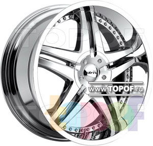 Колесные диски Driv Tantrum. Изображение модели #1