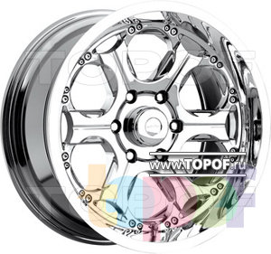 Колесные диски Driv Tremor 6. Изображение модели #1