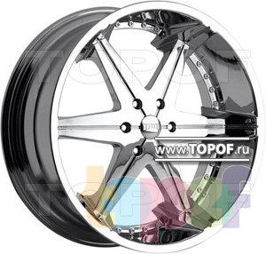 Колесные диски DUB Big Homie 6. Изображение модели #1