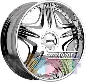 Колесные диски DUB C.R.E.A.M. II. Изображение модели #1