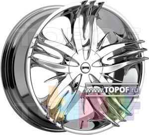 Колесные диски DUB Creecha. Изображение модели #1