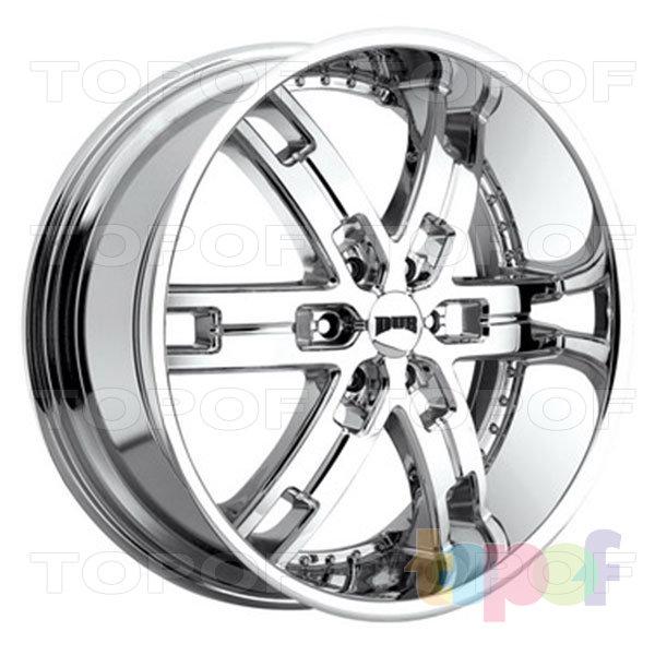 Колесные диски DUB Hustla 6. Изображение модели #1