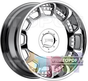 Колесные диски DUB Mogul. Изображение модели #1