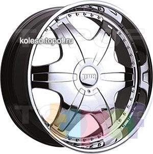 Колесные диски DUB Trump. Изображение модели #1