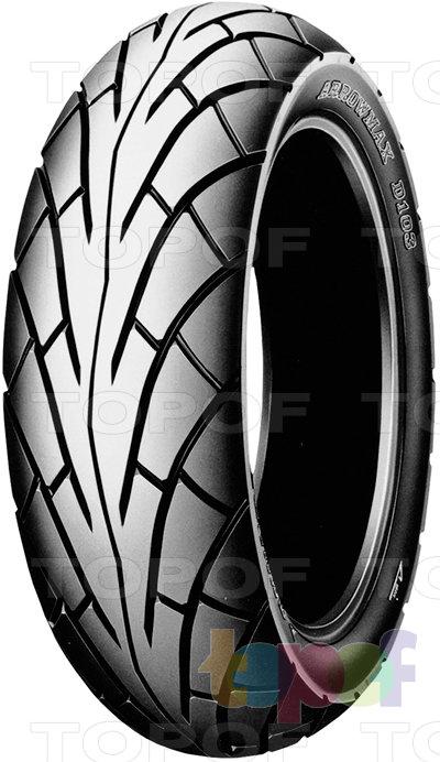 Шины Dunlop Arrowmax D103