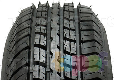 Шины Dunlop Axiom Plus. Продольные канавки на протекторе
