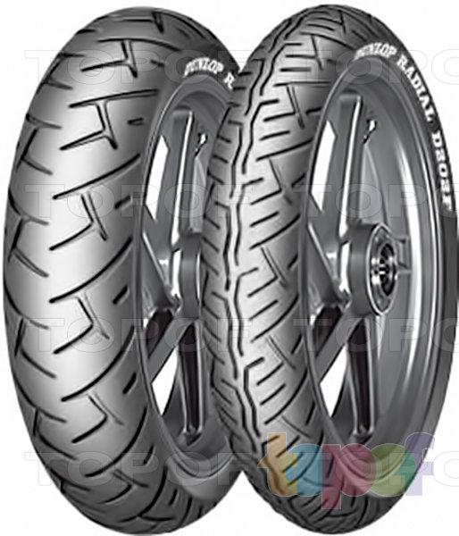 Шины Dunlop D202