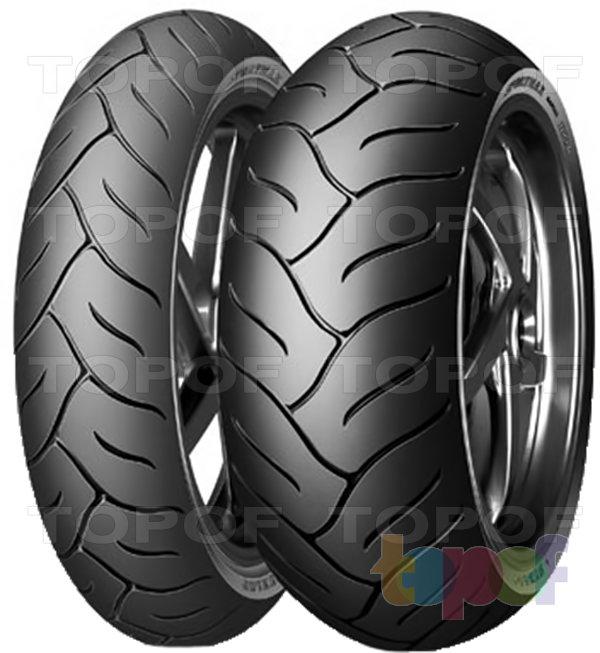 Шины Dunlop D218 Sportmax