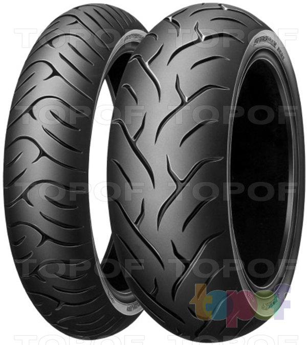 Шины Dunlop D221 Sportmax