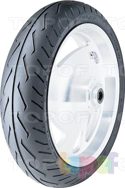Шины Dunlop D251. Шина для тяжелых круизеров