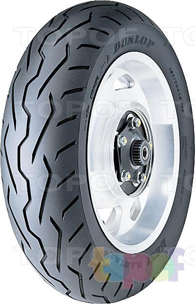 Шины Dunlop D251. Изображение модели #1