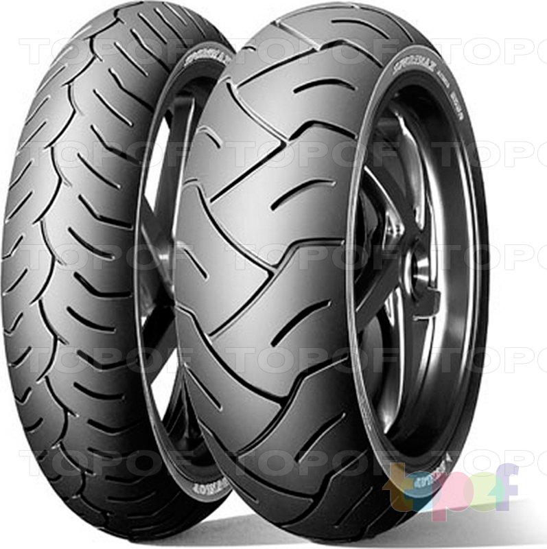 Шины Dunlop D252 Sportmax. Изображение модели #1