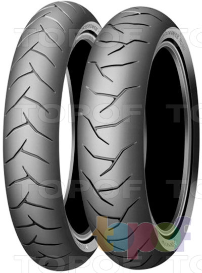Шины Dunlop D253 Sportmax. Изображение модели #1