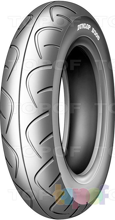 Шины Dunlop D306. Изображение модели #1
