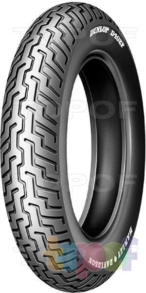 Шины Dunlop D402. Изображение модели #2