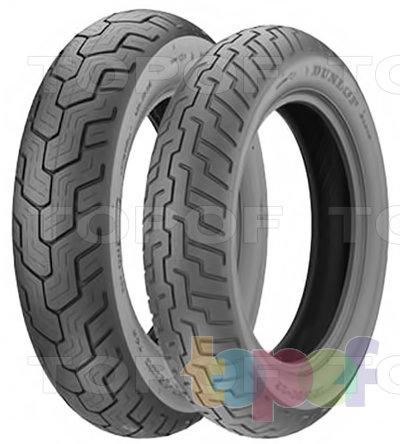 Шины Dunlop D404 Kabuki. Спортивная шина для мотоциклов