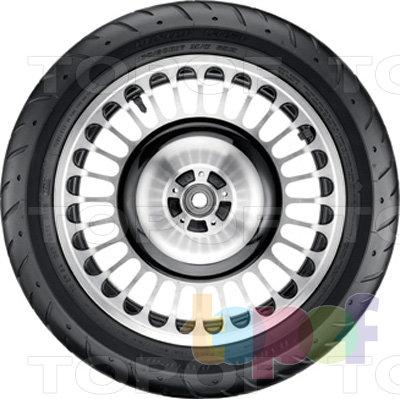 Шины Dunlop D408. Изображение модели #2