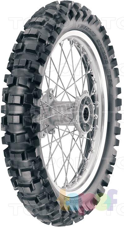 Шины Dunlop D739