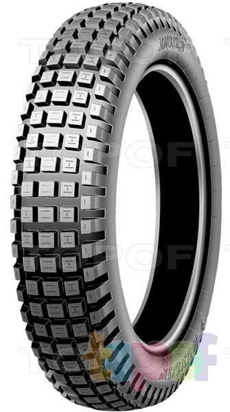 Шины Dunlop D803. Изображение модели #1