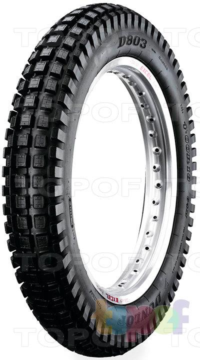 Шины Dunlop D803. Изображение модели #2