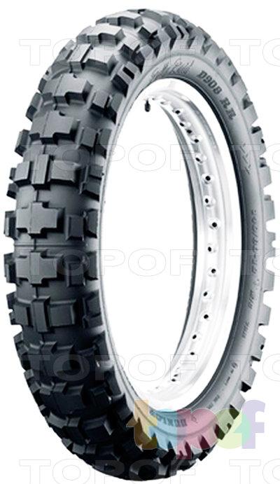 Шины Dunlop D908 RR (Rally Raid)