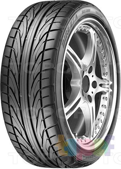 Шины Dunlop Direzza DZ101. Дорожная шина для легкового автомобиля