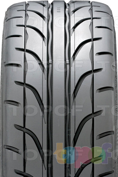 Шины Dunlop Direzza Sport Z1 Star Spec. Изображение модели #2