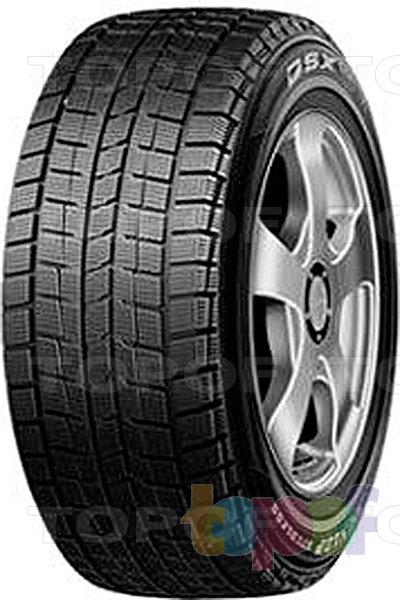 Шины Dunlop DSX. Зимняя нешипуемая шина для легкового автомобиля