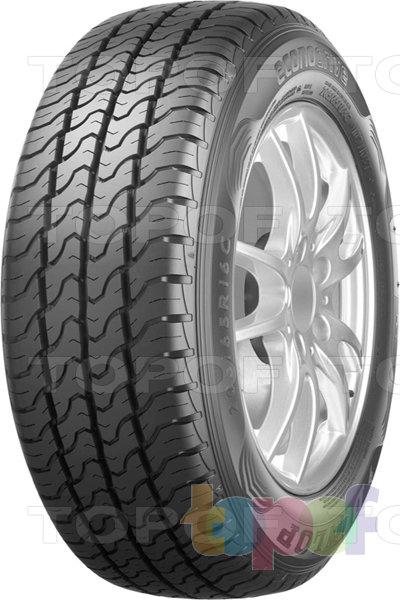Шины Dunlop EconoDrive. Дорожные шины для минивэна