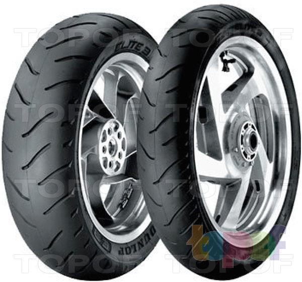 Шины Dunlop Elite 3. Изображение модели #1