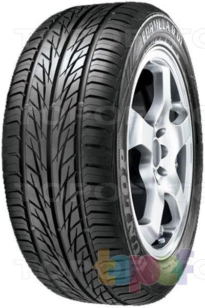 Шины Dunlop Formula D 01. Спортивные шины для легкового автомобиля