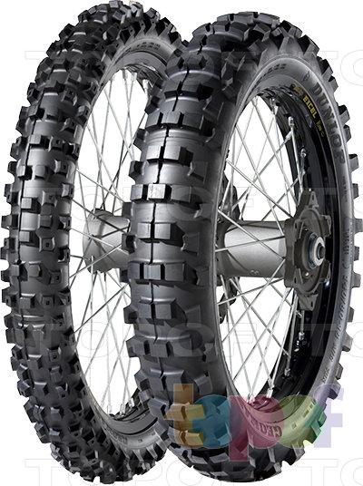 Шины Dunlop Geomax Enduro