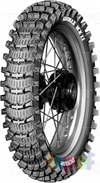 Шины Dunlop Geomax MX11. Изображение модели #1