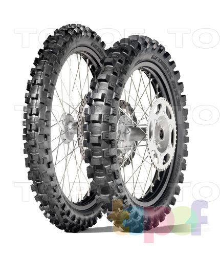 Шины Dunlop Geomax MX32. Изображение модели #1
