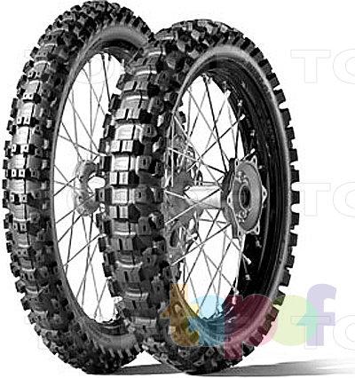Шины Dunlop Geomax MX51