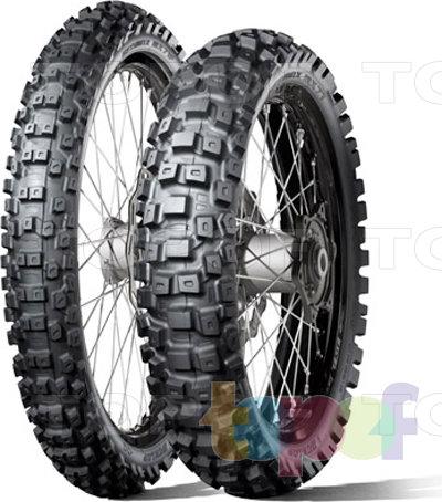 Шины Dunlop Geomax MX71