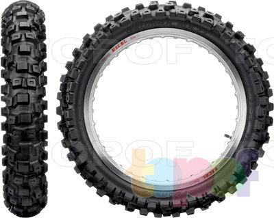 Шины Dunlop Geomax MX71. Изображение модели #2