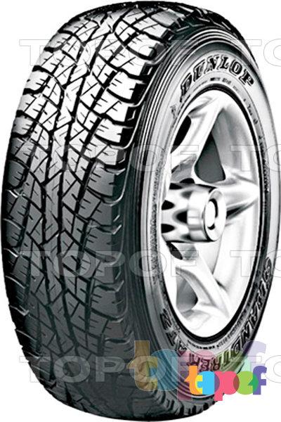 Шины Dunlop Grandtrek AT2. Универсальная шина для внедорожника