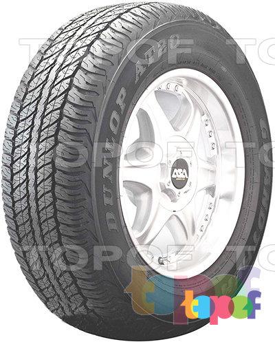 Шины Dunlop Grandtrek AT20. Универсальная шина для внедорожника